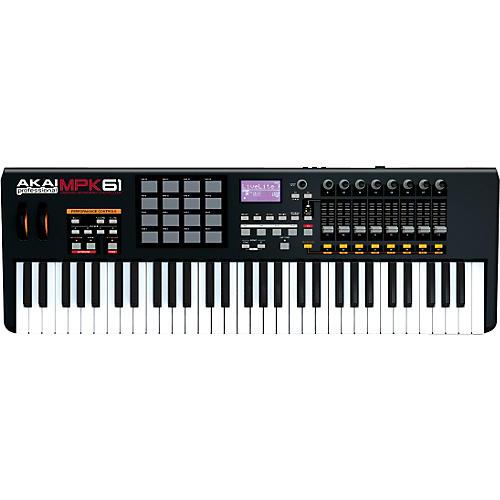 Akai Professional MPK61 USB MIDI Keyboard Controller