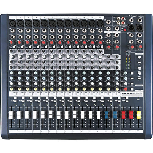 Soundcraft MPM 12/2 Multipurpose Mixing Console-thumbnail