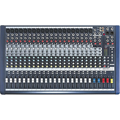 Soundcraft MPM 20/2 Multipurpose Mixing Console