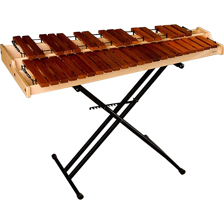 Marimba WarehouseMPM Maxey 3 Octave Practice Marimba with Stand