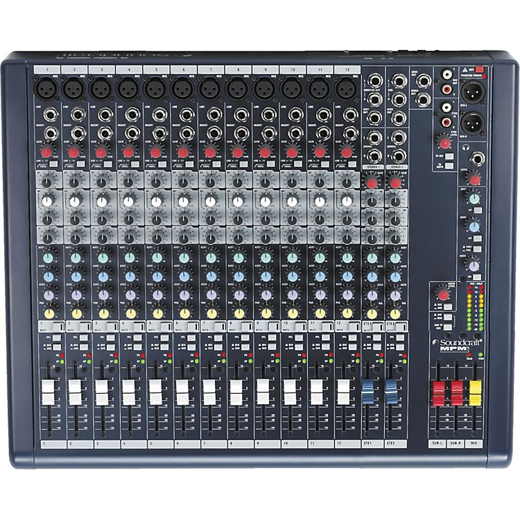 SoundcraftMPMi 12 Mixer
