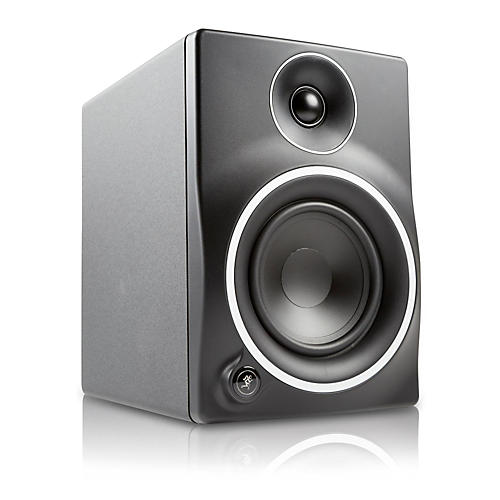 mackie mr5 mk3 5 2 way powered studio monitor musician 39 s friend. Black Bedroom Furniture Sets. Home Design Ideas