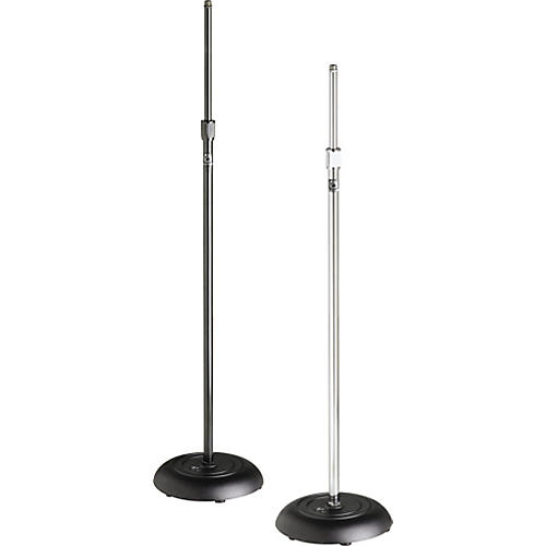 Atlas Sound Ms 10c Round Base All Purpose Mic Stand