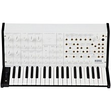 Korg MS-20 Mini Synthesizer in Limited Edition White