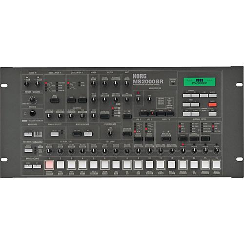 Korg MS-2000BR Rackmount Analog Modeling Synthesizer