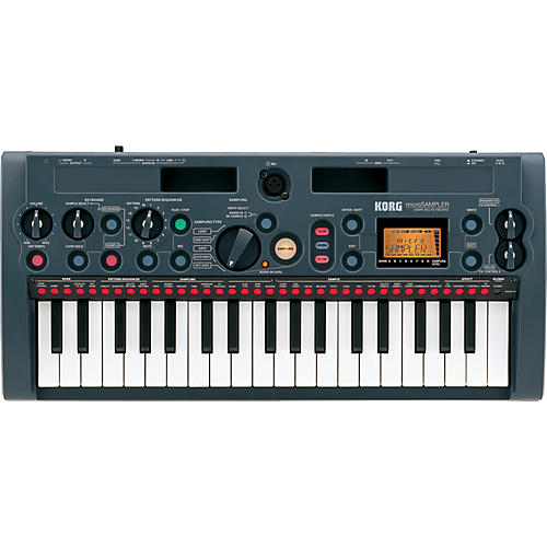 Korg MS1 microSAMPLER Sampling Keyboard
