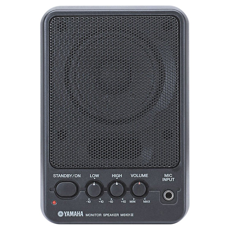 YamahaMS101III Powered Monitor Speaker