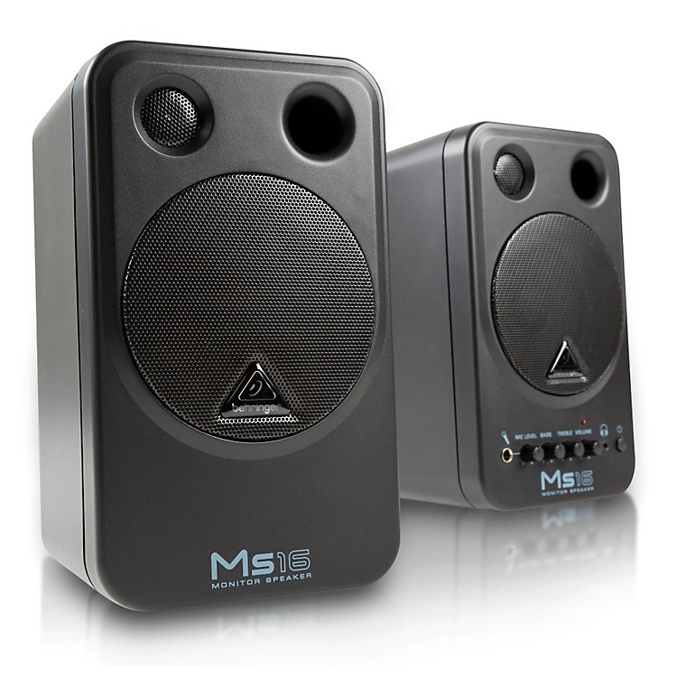Behringer Ms16 Active Personal Monitor System Musician S