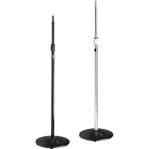 Atlas Sound MS20 Heavy Duty Round Base Mic Stand