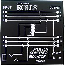 Rolls MS20 Mic Splitter