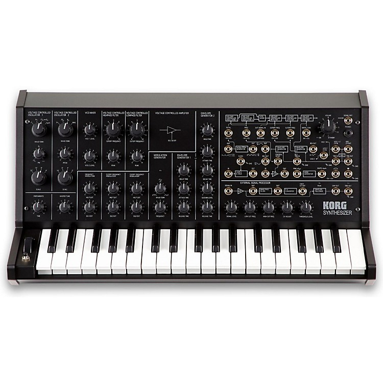 Korg MS20 Mini Analog Monophonic Synth