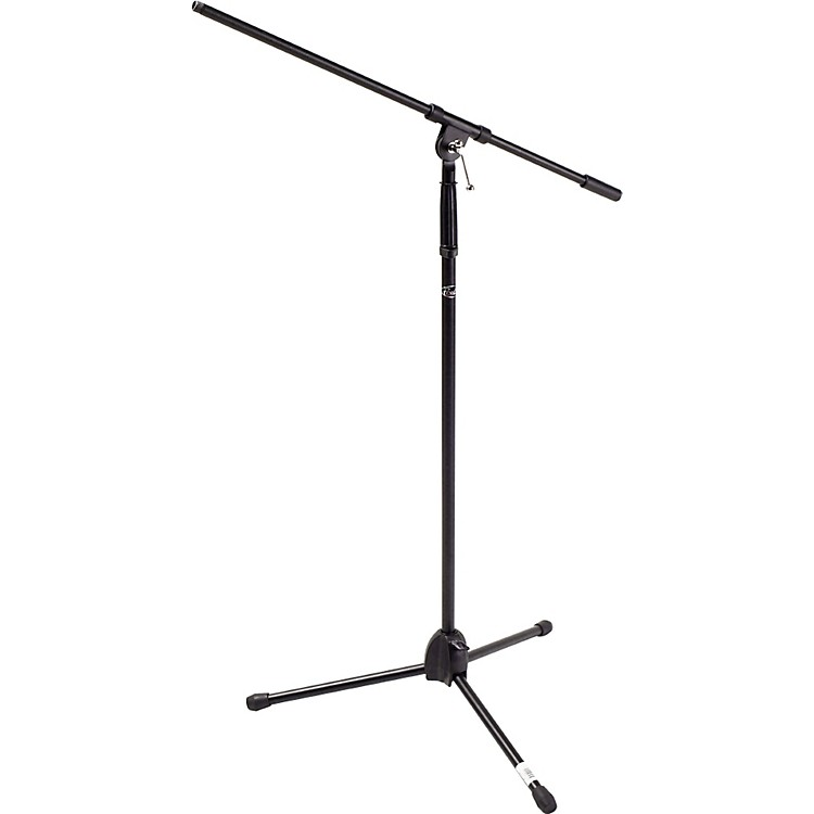 ProLine MS220 Tripod Boom Microphone Stand Chrome