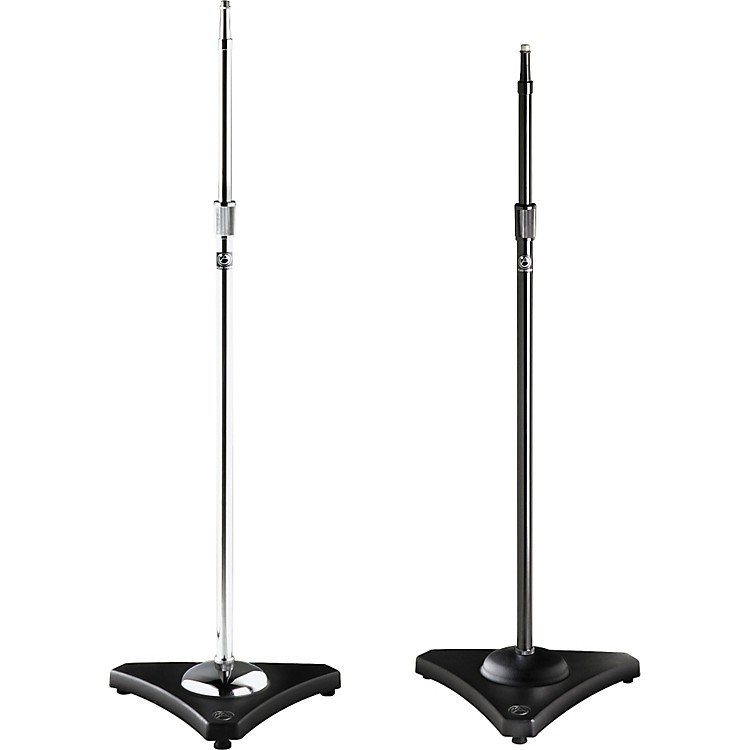 Atlas Sound MS25 Pro Mic Stand with Air Suspension Ebony