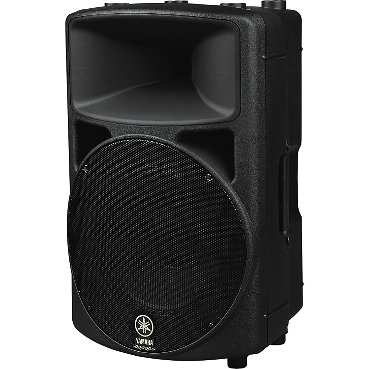 yamaha ms300 powered speaker musician 39 s friend