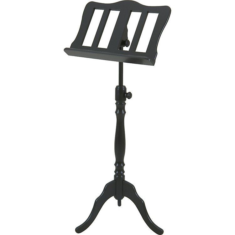 Stageline MS40 Music Stand Black