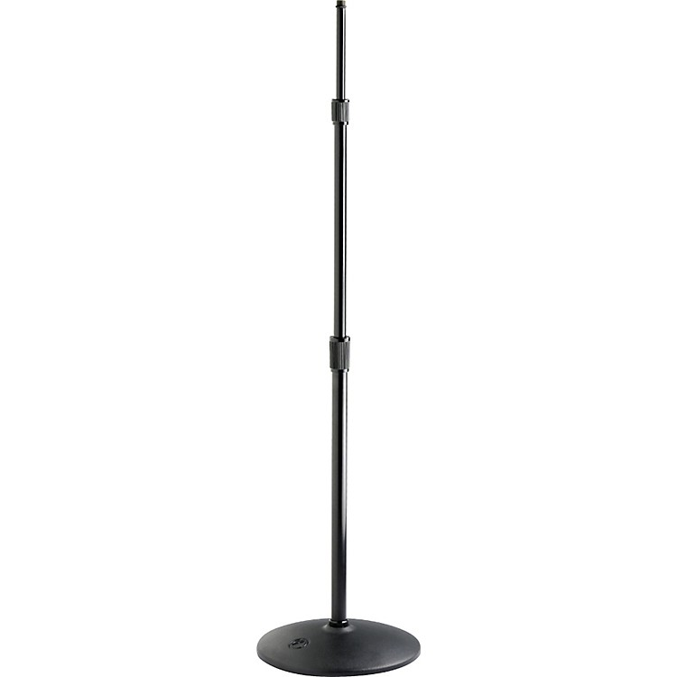 Atlas Sound MS43E 3-Section Adjustable Mic Stand Ebony