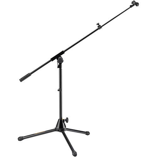 Hercules Stands MS540B Low-Profile Tripod Microphone Boom Stand