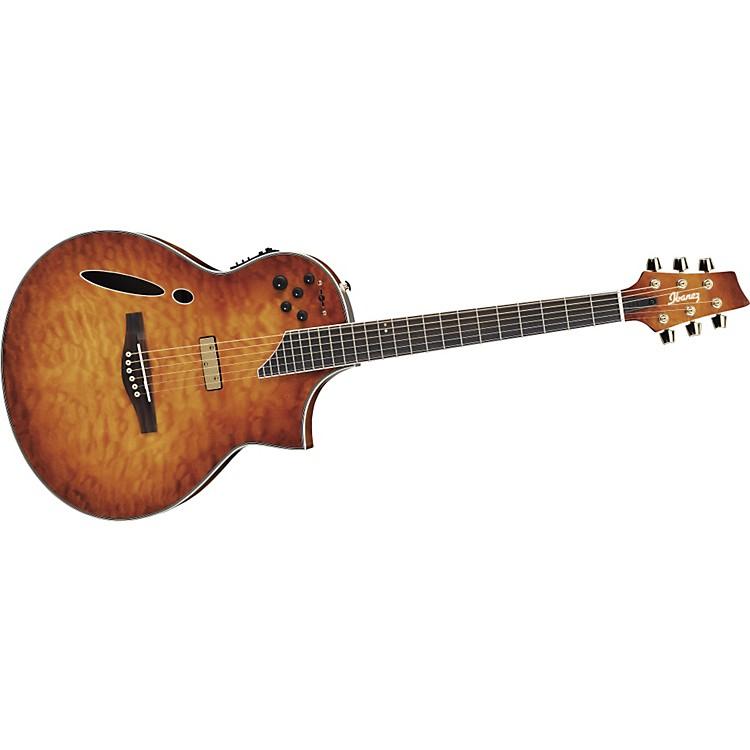 IbanezMSC650VV Montage Series Hybrid Cutaway Acoustic-Electric Guitar