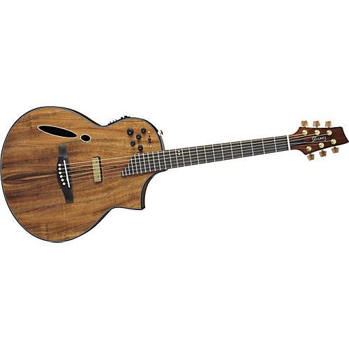 Ibanez MSC750NT Montage Series Hybrid Cutaway Acoustic-Electric Guitar