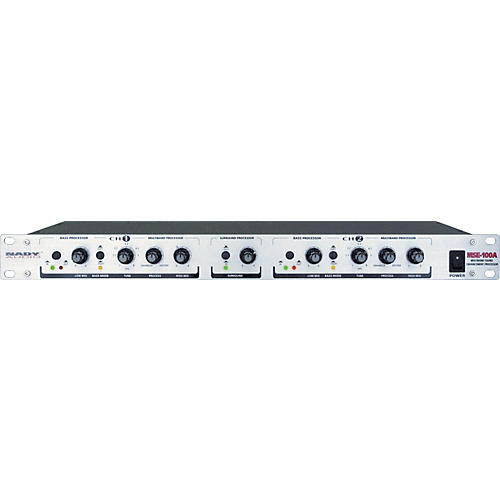 Nady MSE-100A Multiband Sound Enhancement Processor-thumbnail