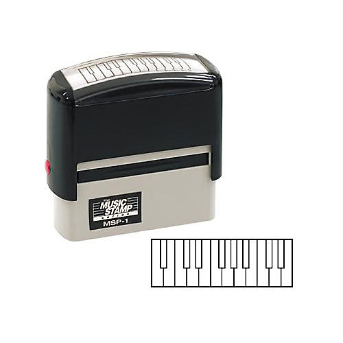 The Music Stamp Series MSP-1 Piano Fingering Stamp