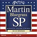 Martin MSP3250 SP Bronze Bluegrass Medium Acoustic Guitar Strings  Thumbnail