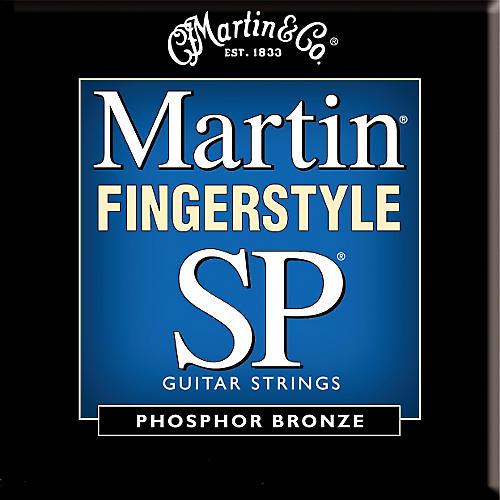 Martin MSP42FS 92/8 Phosphor Bronze Fingerstyle Medium Guitar Strings-thumbnail