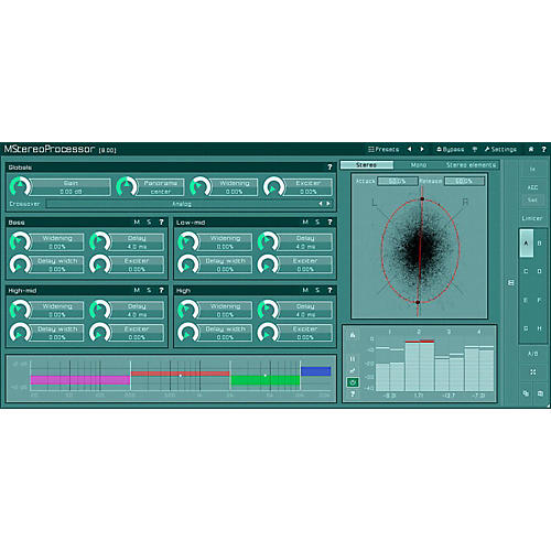 MeldaProduction MStereoProcessor Software Download
