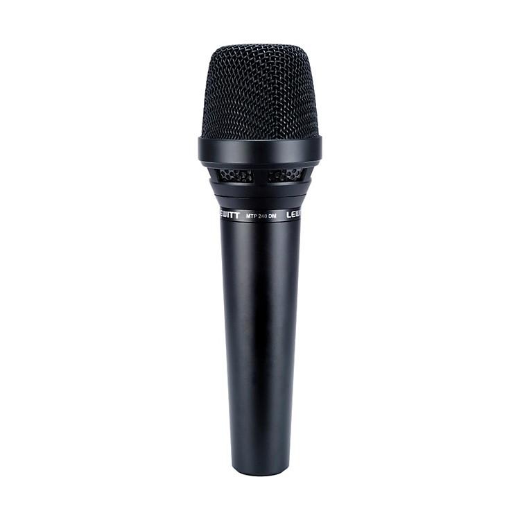 Lewitt Audio MicrophonesMTP 240DM Handheld Condenser Microphone