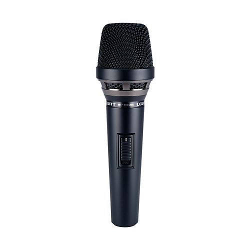 Lewitt Audio Microphones MTP 540 DMs Handheld Dynamic Microphone with Switch