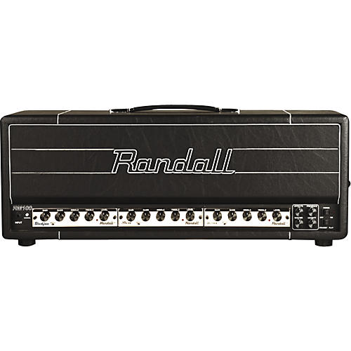 Randall MTS Series RM100BR 100W Guitar Amp Head without Modules-thumbnail