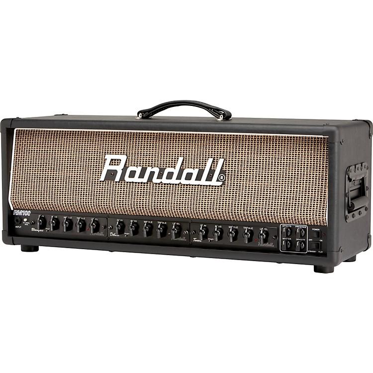 RandallMTS Series RM100MF 100W Tube Guitar Amp HeadBlack