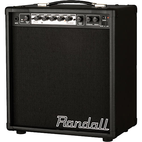 Randall MTS Series RM20 20W 1x12 Guitar Combo Amp without Modules-thumbnail