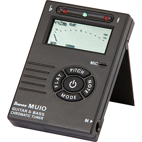 Ibanez MU10 Chromatic Tuner