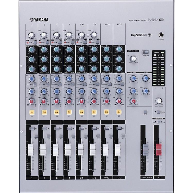 YamahaMW12 12-Input USB Mixing Studio
