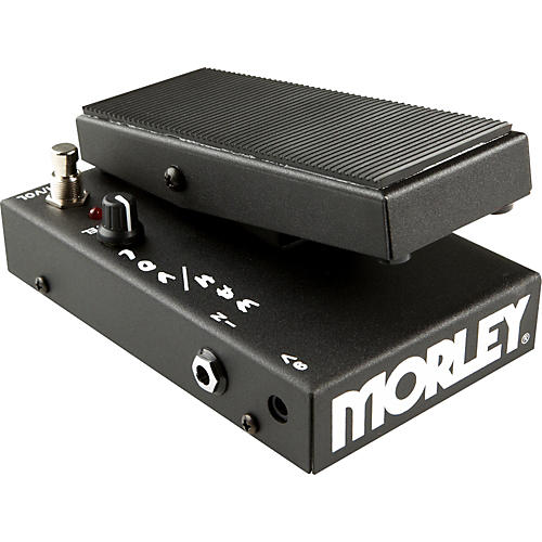 Morley MWV Mini Wah Volume Guitar Effects Pedal Black