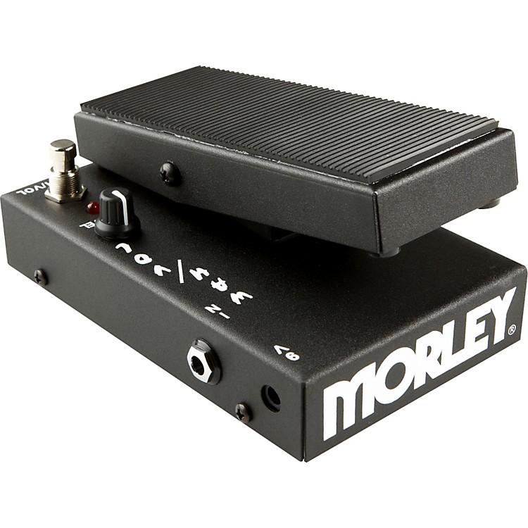 MorleyMWV Mini Wah Volume Guitar Effects PedalBlack