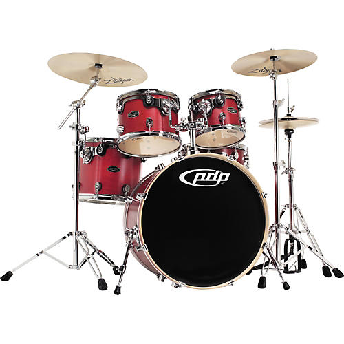 PDP MX Fusion 5-Piece Drum Kit with 8.155 Hardware