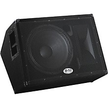 B-52 MX-MN15 15 Inch Two Way Stage Monitor 300 Watts