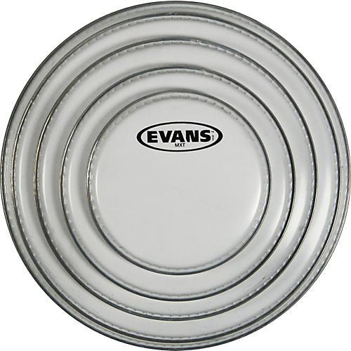Evans MX White Tenor Head 6 in.