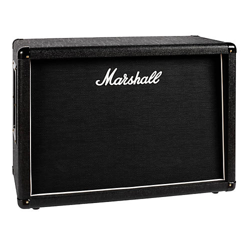 Marshall MX212 2x12 Guitar Speaker Cabinet Black