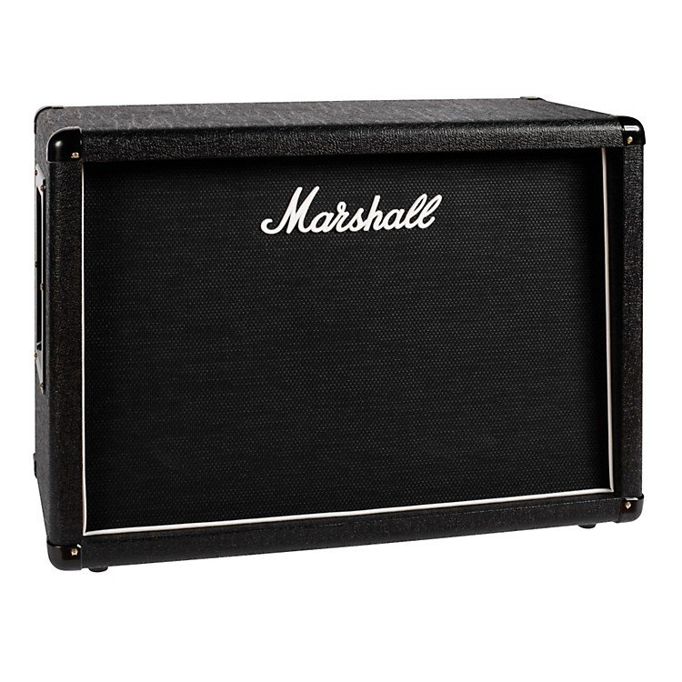 MarshallMX212 2x12 Guitar Speaker CabinetBlack
