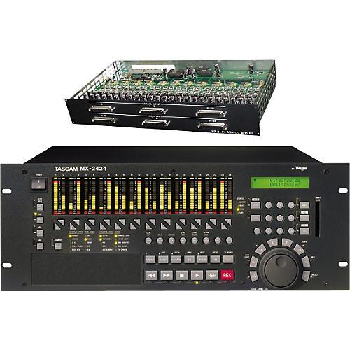 Tascam MX2424 Package 1
