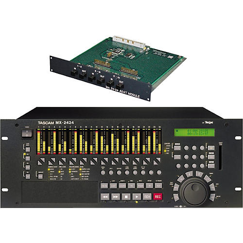 Tascam MX2424 Package 2