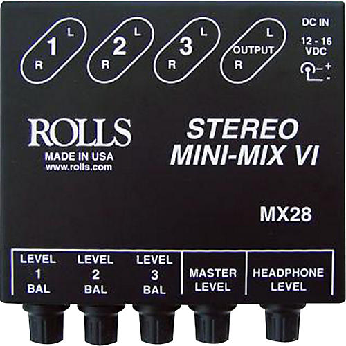 Rolls MX28 Mini-Mix VI