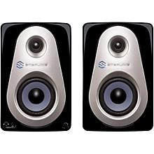 "Sterling Audio MX3 3"" Powered Studio Monitor Pair Level 2 Regular 190839155177"