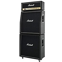 """Marshall MX412 Celestion-Loaded 4x12"""" 240W Guitar Speaker Cabinet Level 1 Slant Black"""