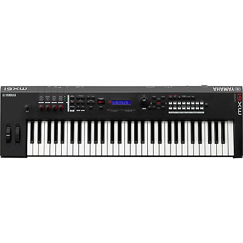 Yamaha MX61 61 Key Music Synthesizer