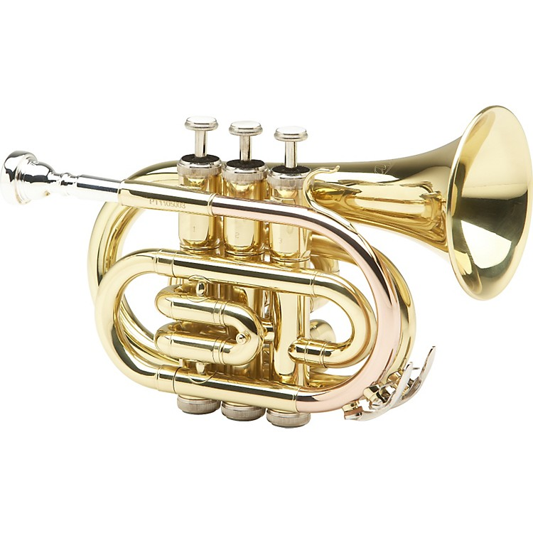 AlloraMXPT-5801 Series Pocket TrumpetLacquer