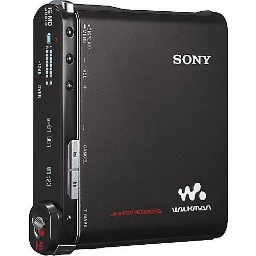 Sony MZ-M200 Hi-MD Recorder